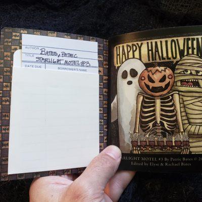 Halloween Zine Preorder (ships Monday)